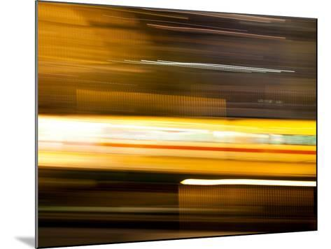 You'Re a Blur-Felipe Rodriguez-Mounted Photographic Print