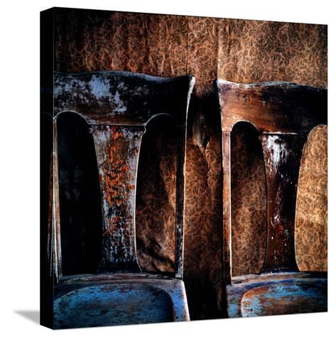 Chatpedia-Craig Satterlee-Stretched Canvas Print