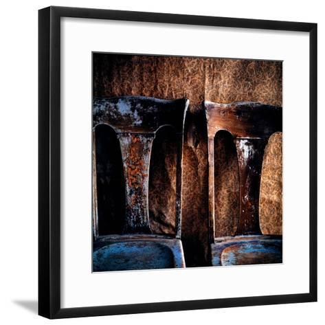 Chatpedia-Craig Satterlee-Framed Art Print