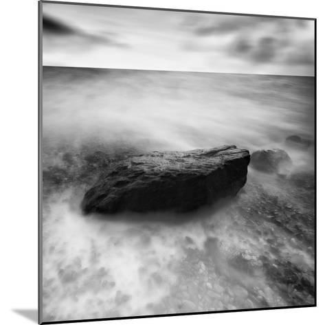 Truble-David Baker-Mounted Photographic Print
