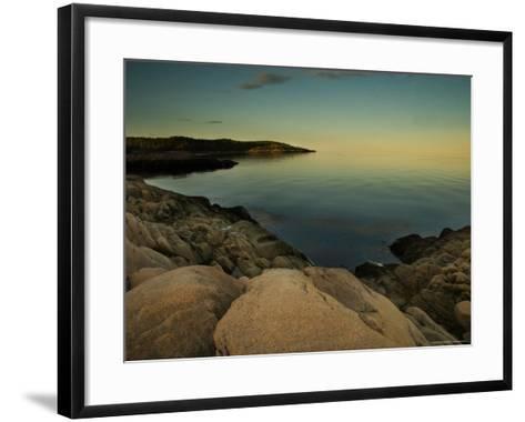 Luminous Landcape-Irene Suchocki-Framed Art Print
