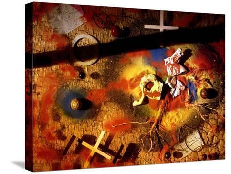 Mutri-Craig Satterlee-Stretched Canvas Print