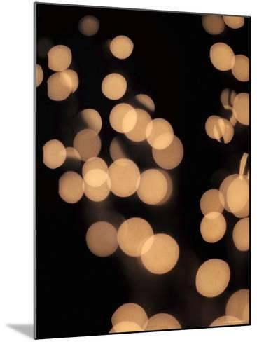 Lights, no. 2-Fabio Panichi-Mounted Photographic Print