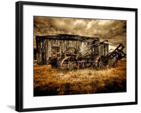 Expired-Stephen Arens-Framed Art Print