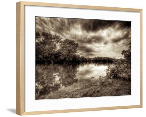 Fox River-Stephen Arens-Framed Art Print