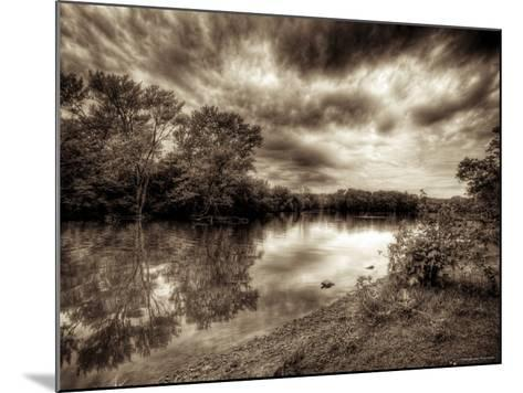 Fox River-Stephen Arens-Mounted Photographic Print