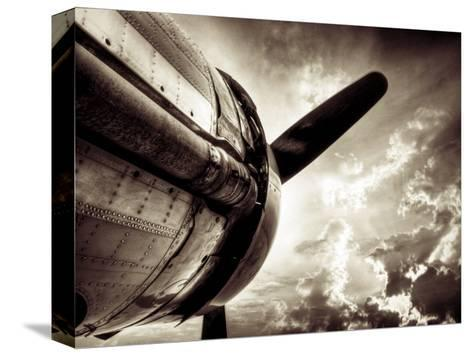 Time Machine-Stephen Arens-Stretched Canvas Print