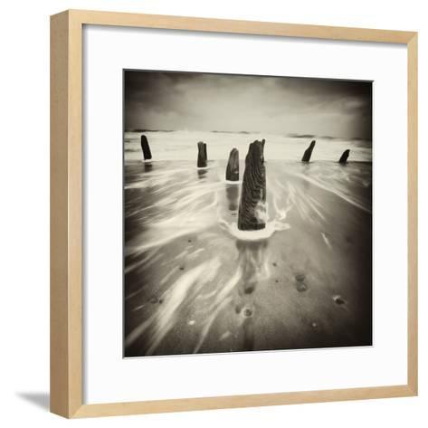 Brainclub-David Baker-Framed Art Print