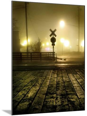 Foggy Night-Jody Miller-Mounted Photographic Print