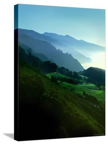 Timeless Big Sur-Jody Miller-Stretched Canvas Print