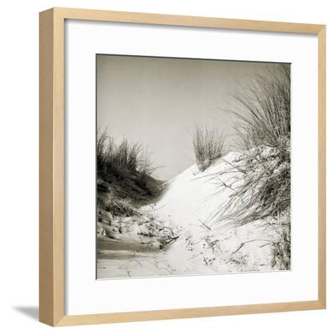 Baltrum Beach, no. 10-Katrin Adam-Framed Art Print