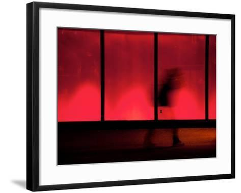 The Art of Disappearing-Sharon Wish-Framed Art Print