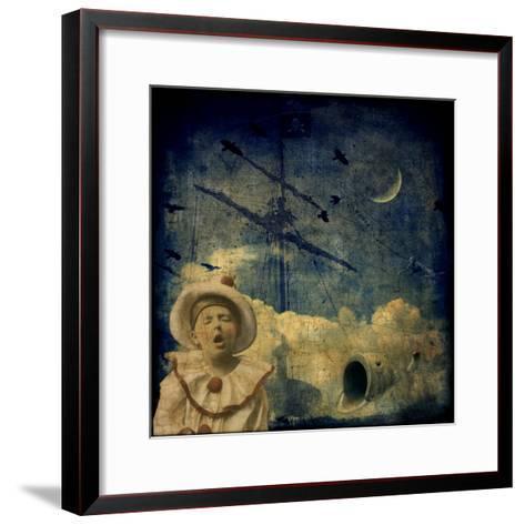 Later That Night-Lydia Marano-Framed Art Print
