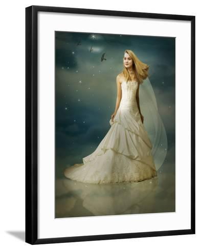 Oyoboo-Lynne Davies-Framed Art Print