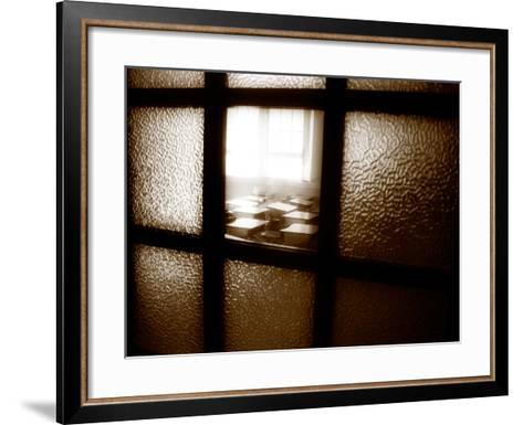 Chatcast-Sharon Wish-Framed Art Print