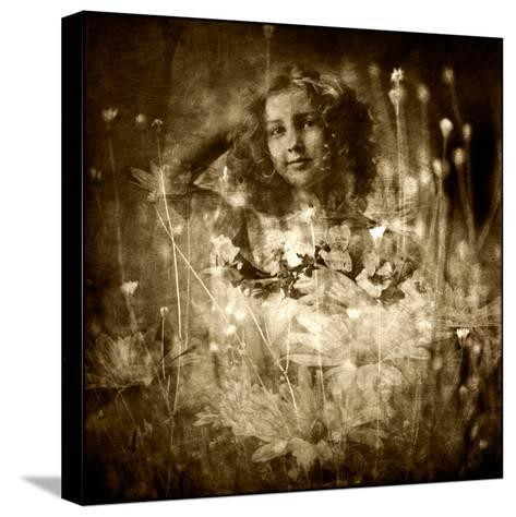 Summertime-Lydia Marano-Stretched Canvas Print