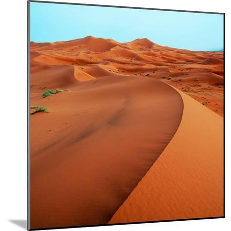 Merzouga Dunes-Steven Boone-Mounted Photographic Print