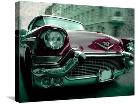 Caddy Daddy-Nathan Wright-Stretched Canvas Print
