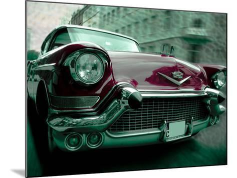Caddy Daddy-Nathan Wright-Mounted Photographic Print
