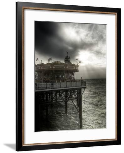 Truba-Tim Kahane-Framed Art Print