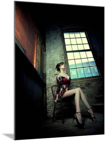 Sultry-Winter Wolf Studios-Mounted Photographic Print