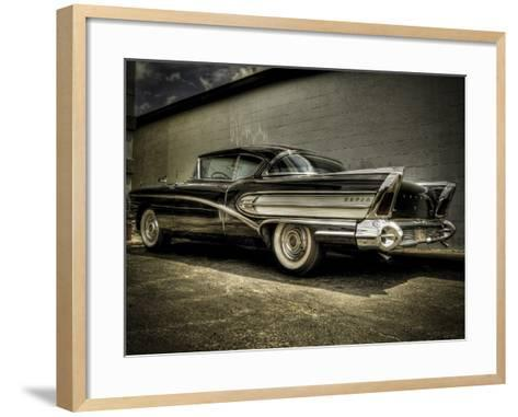 Super-Stephen Arens-Framed Art Print