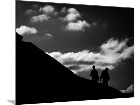 Uphill-Sharon Wish-Mounted Photographic Print
