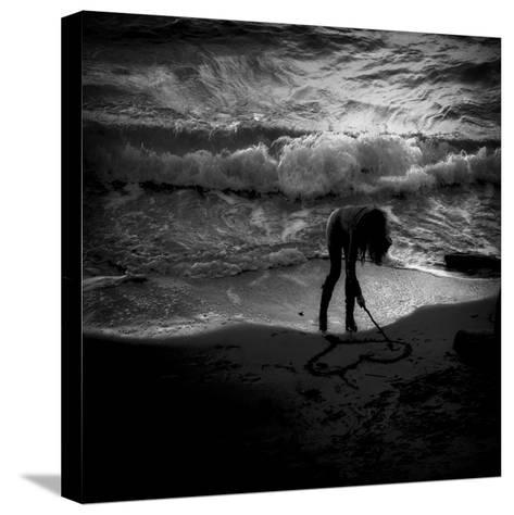 Centidoo-Sharon Wish-Stretched Canvas Print