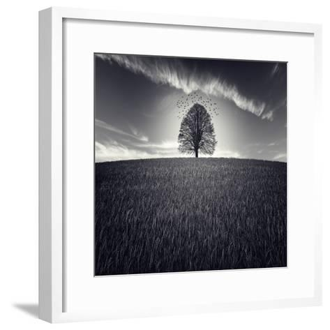 Se Va La Vida-Luis Beltran-Framed Art Print