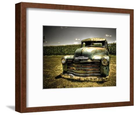 Chevy Truck-Stephen Arens-Framed Art Print