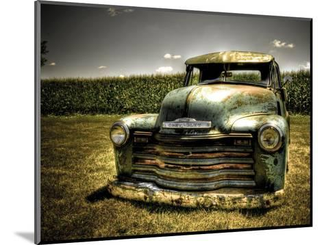 Chevy Truck-Stephen Arens-Mounted Photographic Print