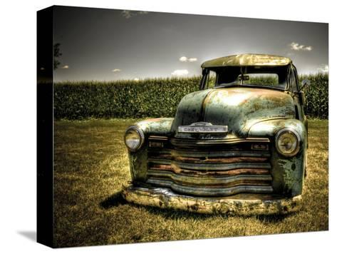 Chevy Truck-Stephen Arens-Stretched Canvas Print
