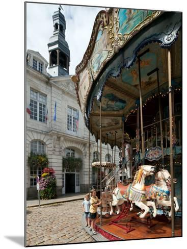 Views of Brittany, France-Felipe Rodriguez-Mounted Photographic Print