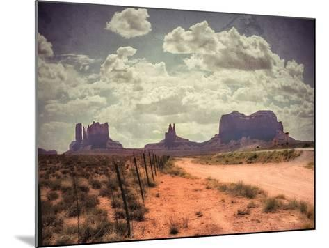Monument Valley-Andrea Costantini-Mounted Photographic Print