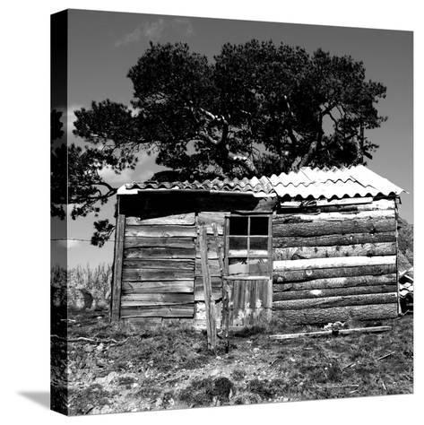 The Shed-Bernard Jaubert-Stretched Canvas Print