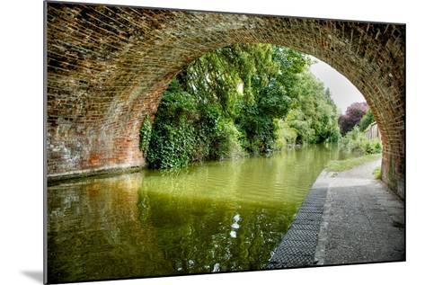 The Bridge at Hungerford-Tim Kahane-Mounted Photographic Print