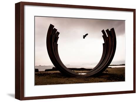 Beginning-Sharon Wish-Framed Art Print