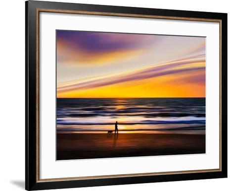 The Daily Round-Josh Adamski-Framed Art Print