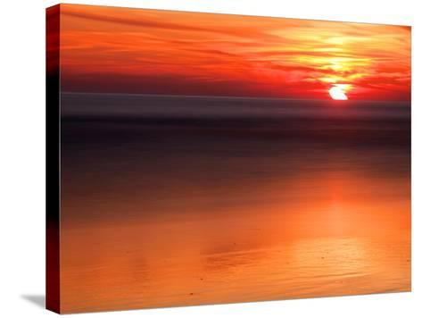 Summer Setting 2-Felipe Rodriguez-Stretched Canvas Print