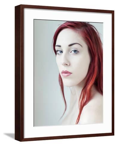 Red-Josefine Jonsson-Framed Art Print