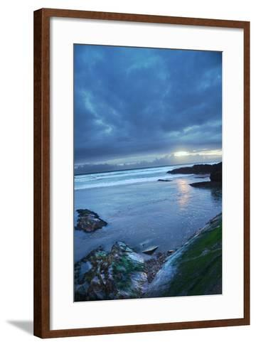 Cornish Swell-Tim Kahane-Framed Art Print