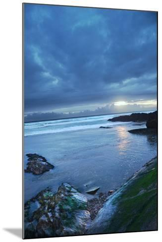 Cornish Swell-Tim Kahane-Mounted Photographic Print