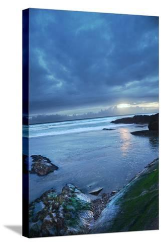 Cornish Swell-Tim Kahane-Stretched Canvas Print