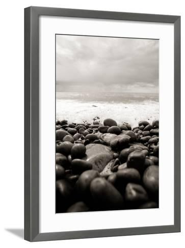 Waves Study-Craig Howarth-Framed Art Print