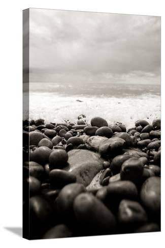Waves Study-Craig Howarth-Stretched Canvas Print