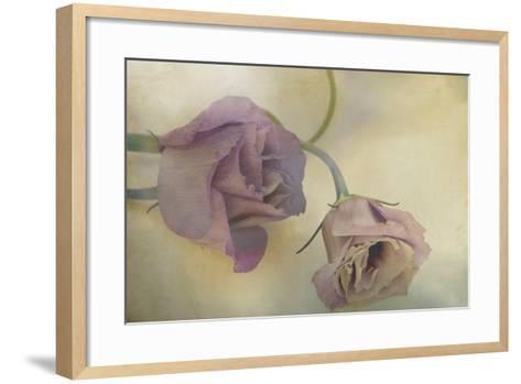 Lisianthus I-Mia Friedrich-Framed Art Print