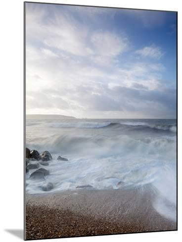 Crash and Collide-David Baker-Mounted Photographic Print