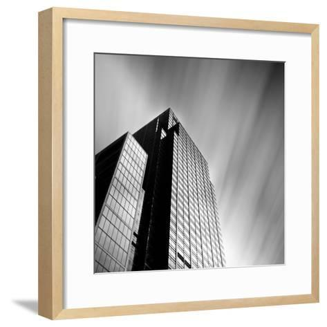 Office Building-Craig Roberts-Framed Art Print