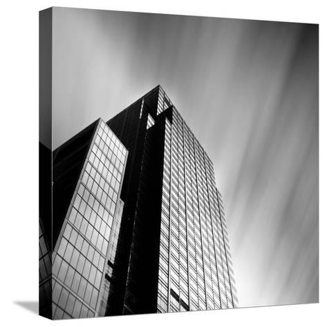 Office Building-Craig Roberts-Stretched Canvas Print
