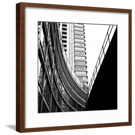 Architecture Shapes-Craig Roberts-Framed Art Print